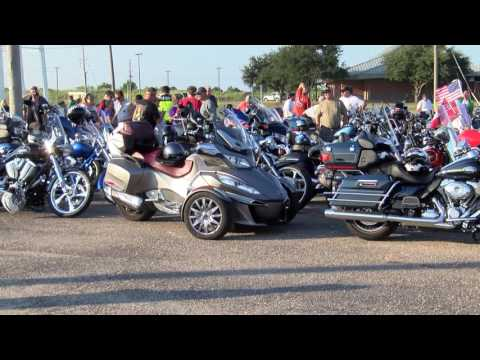 HOG ride on the Mississippi Coast