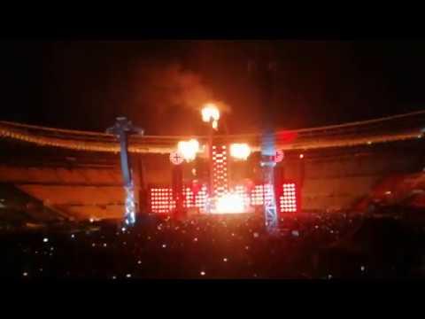 Rammstein - Rammstein - Ernst Happel Stadium Wien - 22.8.2019