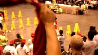 Mop Relay (housekeeping Olympics 2011)