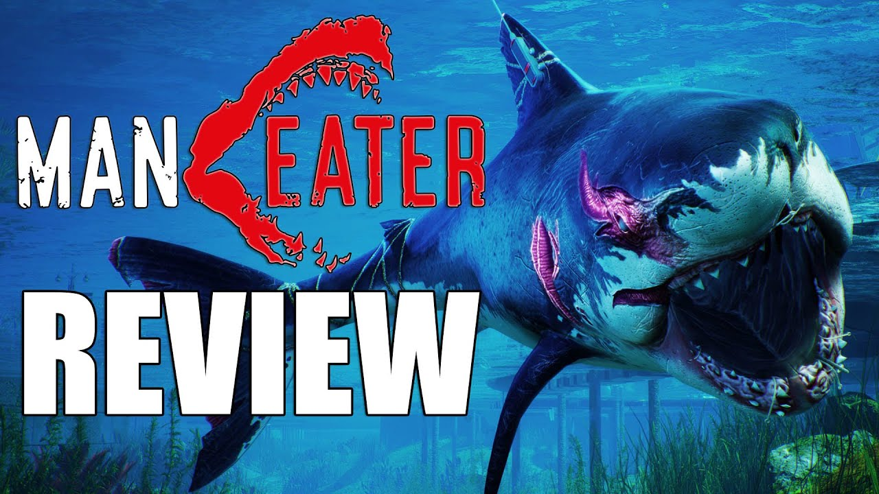 Maneater Review - The Final Verdict (Video Game Video Review)