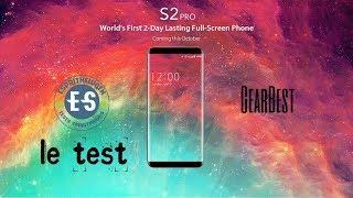 Umidigi S2 Pro le test il y a beaucoup mieux pour son prix. thumbnail