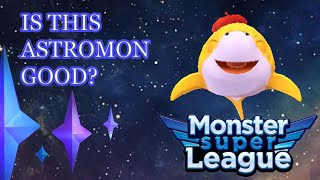 Is This Astromon Good? - Baby Shark | Monster Super League