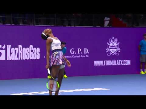 Venus Williams WTA St.Petersburg Ladies Trophy 2017 02.02