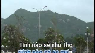 Tình khúc buồn - Karaoke