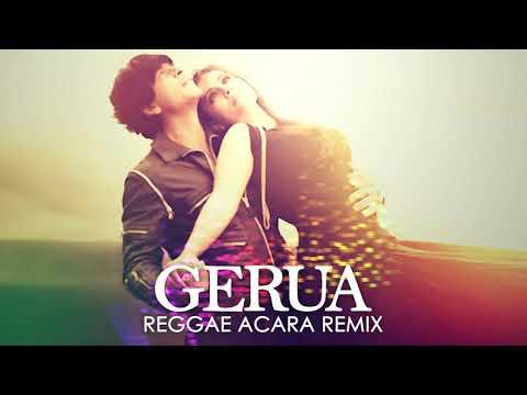 Shah Rukh Khan - Gerua  (A.K Remix)