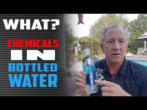 Are Chemicals Added To Bottled Alkaline Water?