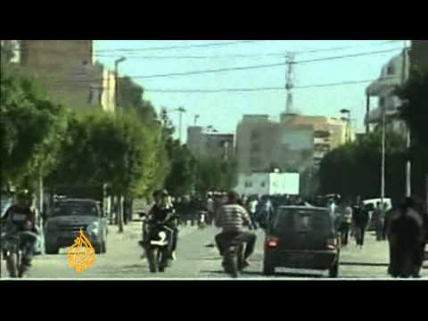 Tunisian town hit by post-election violence