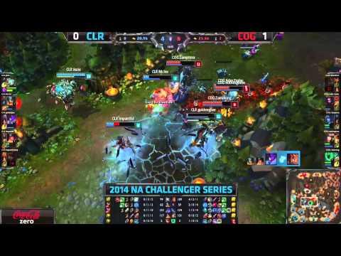 CLR vs COG - 2014 NACS Spring 1 Finals G2