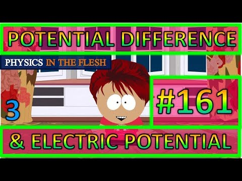161 Potential Difference & Electric Potential 3