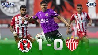 ¡DEBUT CON VICTORIA DE SIBOLDI EN TIJUANA!| XOLOS 1-0 NECAXA | Liga MX