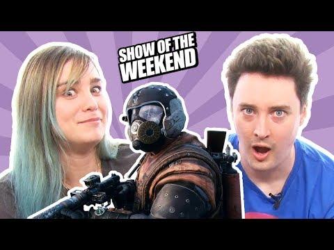 Show of the Weekend: Metro Exodus and Luke's Loud Locomotive