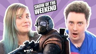 Show of the Weekend: Metro Exodus and Luke's Loud Locomotive