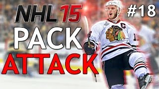 "NHL 15 : Pack Attack V2 #18 "" We Are Back! """