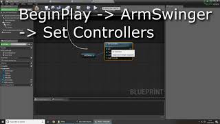 using thumbstick locomotion with the standard vr template