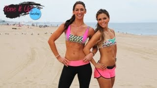 Tone It Up in 30 Workout | Tone It Up Tuesdays