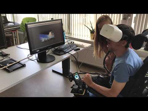 Providing Access to VR Through a Wheelchair