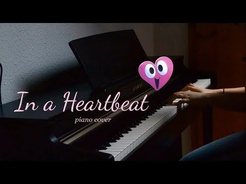 In a Heartbeat piano