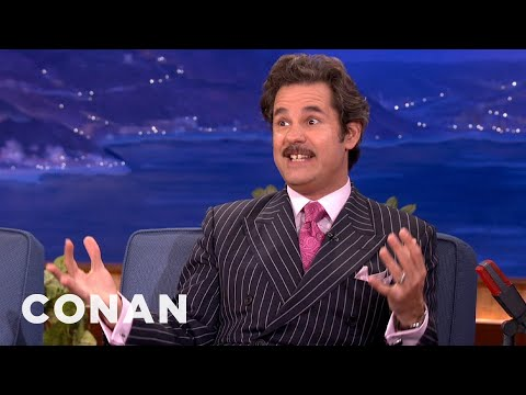 Paul F. Tompkins: Matt Damon Eats Mysterious Gelatinous Cubes!  CONAN on TBS