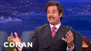 Paul F. Tompkins: Matt Damon Eats Mysterious Gelatinous Cubes! - CONAN on TBS