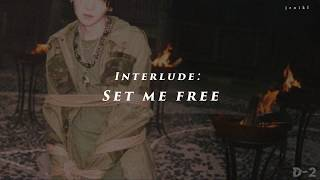Download lagu [中字] Agust D - Interlude:Set me free