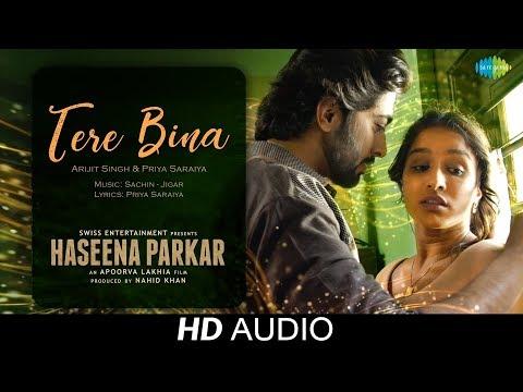 Tere Bina | Audio | Haseena Parkar |...