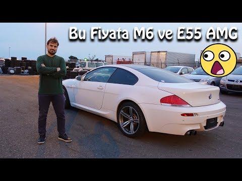 Şaka gibi fiyata BMW M6, Mercedes E55 AMG, Porsche Boxster... | Japonic
