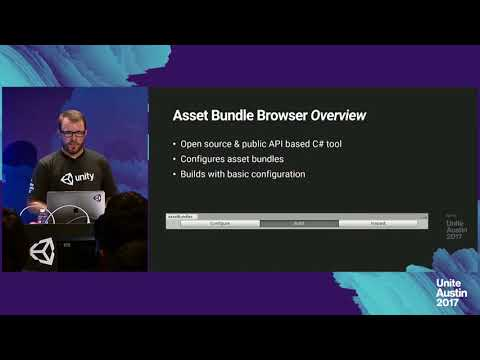 Unite Austin 2017 - Using the New Asset Bundle Browser & Graph Tool