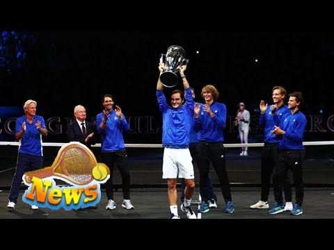 Roger federer beats nick kyrgios in dramatic finale as team europe win laver cup