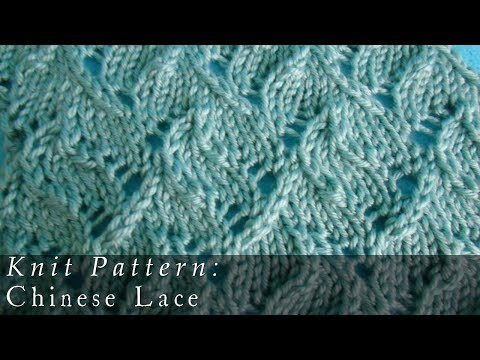 Knit Daisy Stitch Round : Entrelac in the Round / Seamless Entrelac Doovi
