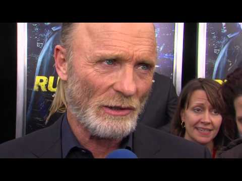 Run All Night: Ed Harris New York Red Carpet Movie Premiere Interview