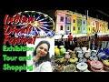 Indian Diwali Festival Exhibition Tour / Diwali Exhibition Shopping / My First Vlog - Monikazz DIY