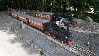 Eisenbahn Modelle Gerbstedt bei Lutherstadt Eisleben Mansfelder Land