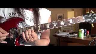 "Mick Taylor guitar lesson ""Slow Blues"" fast & slow"