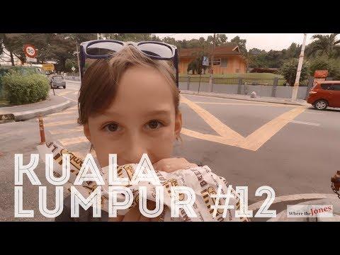 RamlY Burgers, Broga Hill & Wild Jungle Zebras in Kuala Lumpur /// Jones Family Travel Vlog