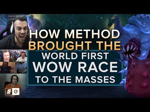 How Method brought the World First WoW race to the masses