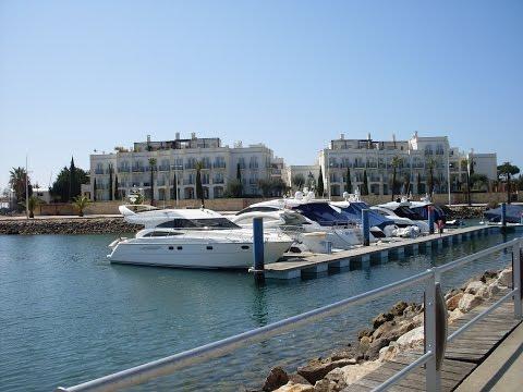 Vilamoura Algarve Portugal - Marina