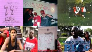 Mad Swan Bloods Gang History  (South Central)