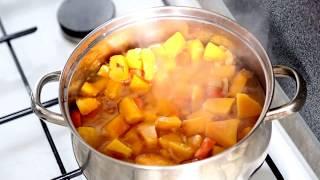 ТЫКВЕННЫЙ СУП-ПЮРЕ.Как приготовить суп из Тыквы?|ПП|