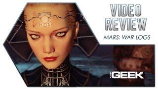 Mars: War Logs Video Review