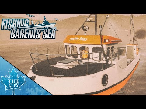 Fishing: Barents Sea #10 - How to Destroy a Net  - English Gameplay  
