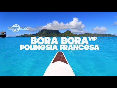 BORA BORA VIP | Polinesia Francesa #3