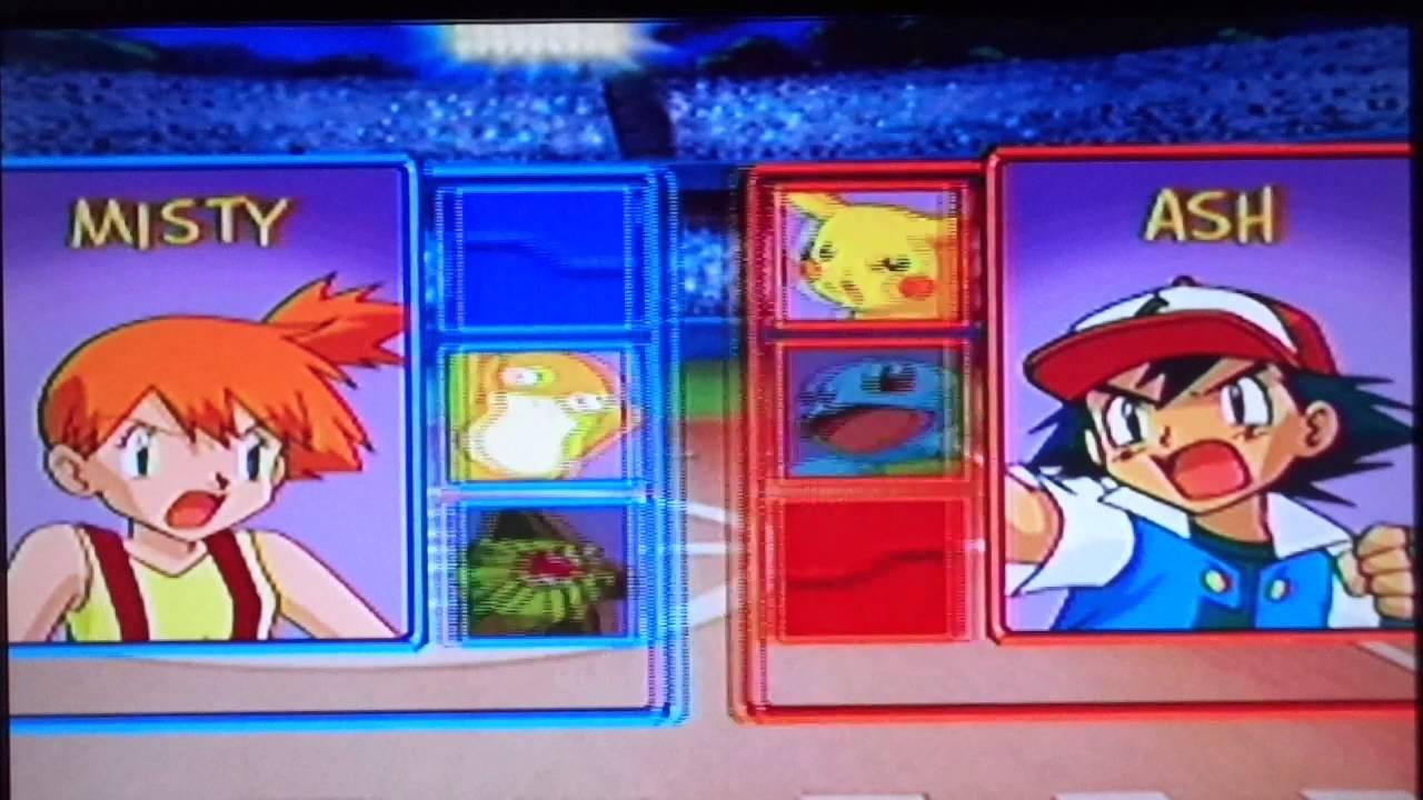 b9fc22590379 Pokemon Puzzle League-Ash(DudeOfRock18) vs. Misty(pokemonnarutofan10 ...