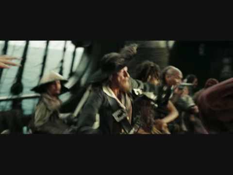 Pirati Dei Caraibi Yo-ho songs e scene varie