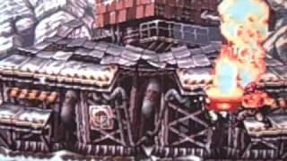 Metal Slug X Machine Gun Man