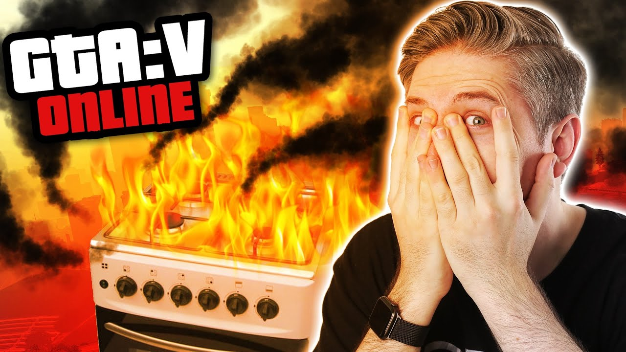 I Started A Fire In My House! (GTA Playlist)