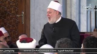 حكم من وضع المصلاة على رأسه يوم عرفة ناسيًا.. فيديو