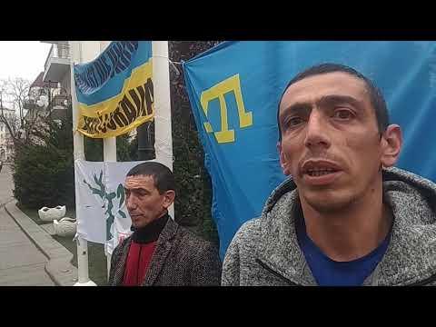 Отставной Бродяга: Аблязіз Усеінов наголосив, що він готовий до самоспалення під офісом президента України