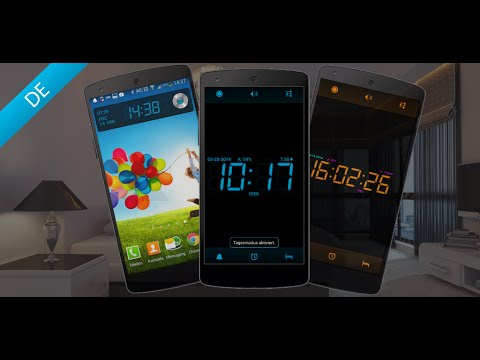 beste wecker app f r android alarm clock youtube. Black Bedroom Furniture Sets. Home Design Ideas