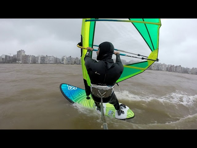 Tutorial How to plane quickly Windsurf