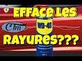 [TUTO] WD 40 Efface Rayures Carrosserie Voiture Et Nettoie Les Jantes ????